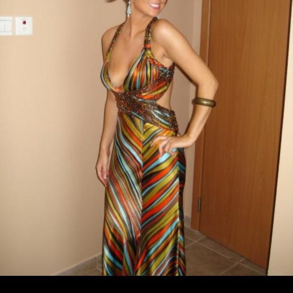 Aftershock Dresses & Skirts - Backless maxi dress